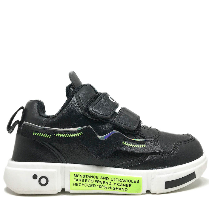 ДЕТСКИ МАРАТОНКИ L-99 Black/Green