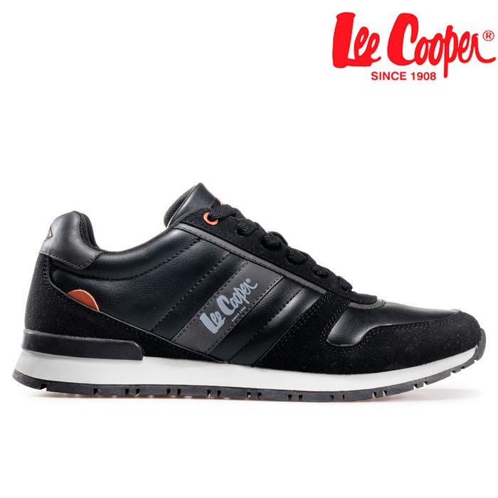 Lee Cooper LC-202-08 Black