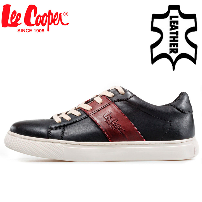 Lee Cooper LCJ-20-33-011B Black