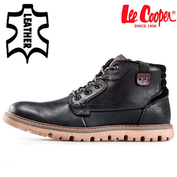 Lee Cooper LCJ-20-33-111B Black