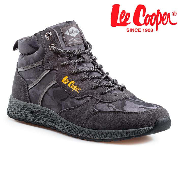 Lee Cooper LC-902-06 Du. Grey 36-40