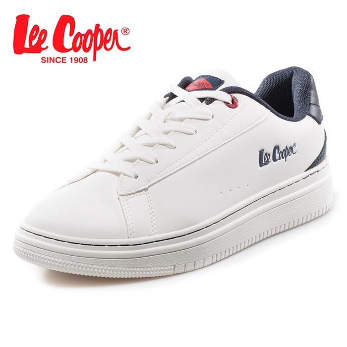 Lee Cooper LC-902-05 White/Navy 36-40