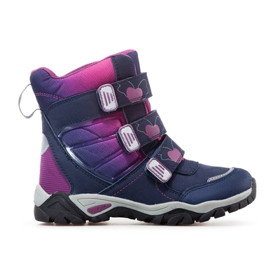 Bulldozer 72164 Navy/Purple