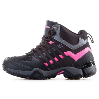 Bulldozer 72205 High Black/Fuxia