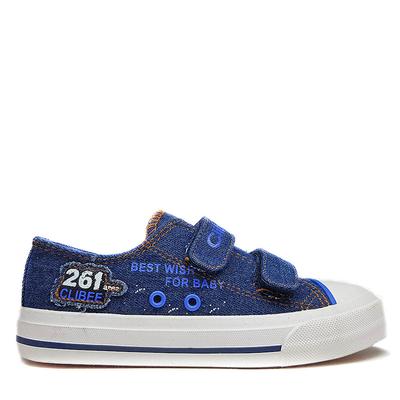 ДЕТСКИ ГУМЕНКИ CLIBEE B-223 BLUE/L.BLUE