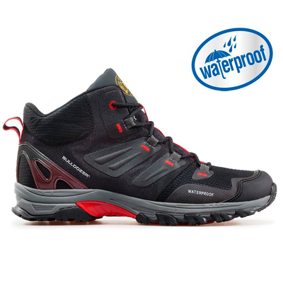 Bulldozer 82059 High Black/Red