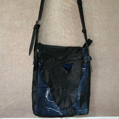 """Дизайнерска мъжка чанта """"Patra Mara"""" 50525"""