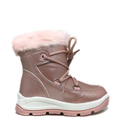 ДЕТСКИ АПРЕСКИ H-199 Pink