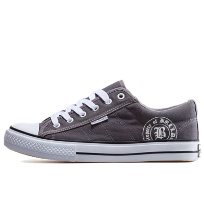 Bulldozer Street 17 Low-stamp Grey 36/40