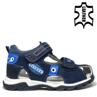 ДЕТСКИ САНДАЛИ F-258 D. BLUE/MOON BLUE