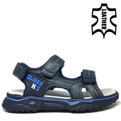 ДЕТСКИ САНДАЛИ AB-23 D. BLUE/ACIDBLUE