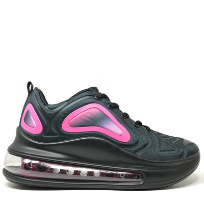 Дамски маратонки ZL-989 Black/Pink