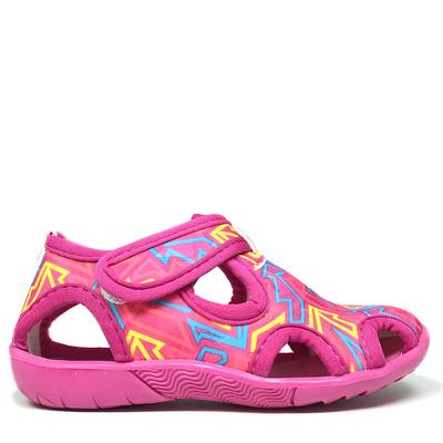 ДЕТСКИ САНДАЛИ 197-65 Pink/Yellow