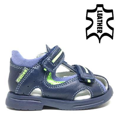 ДЕТСКИ САНДАЛИ AB-10 D.Blue/Green