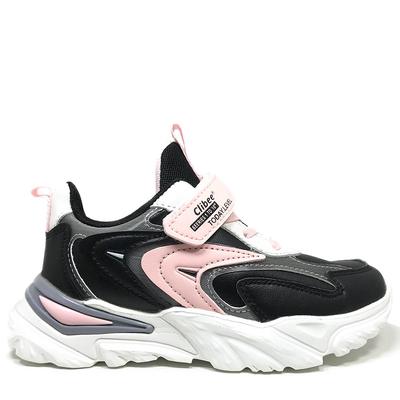 ДЕТСКИ МАРАТОНКИ L-303 Black/Pink