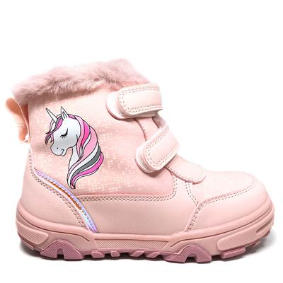 ДЕТСКИ БОТИ GD-511 Pink