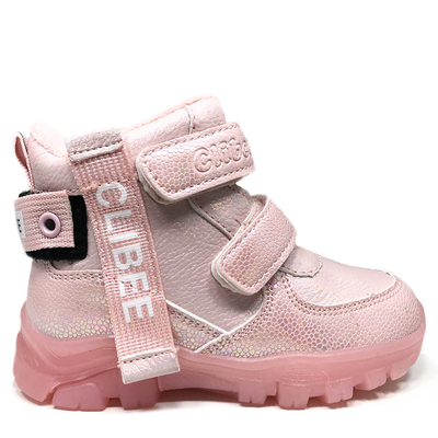 ДЕТСКИ БОТИ H-265 Pink